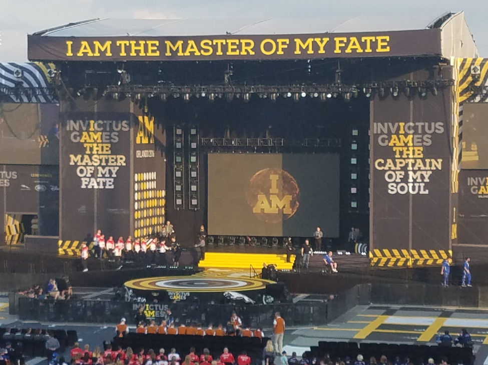 Invictus Games Awards 2016